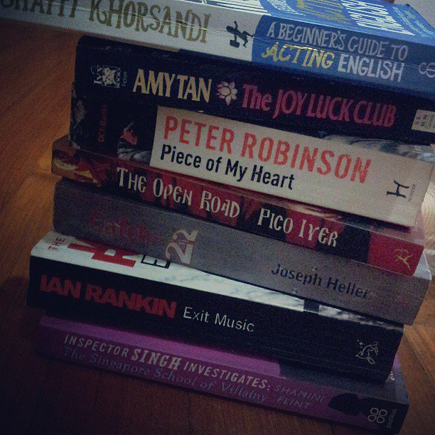 Monkeysmeow shared some books that were a steal of a deal.