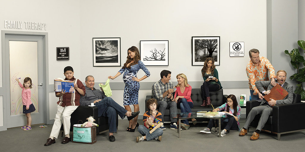 The Best TV Families of 2013