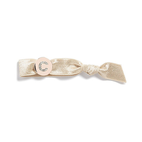 Skip the expensive jewelry this year, and give this adorable Initials Hair Tie ($16) from Emi-Jay instead. They can be personalized with any letter, making them the perfect accompaniment to any holiday hairstyle.