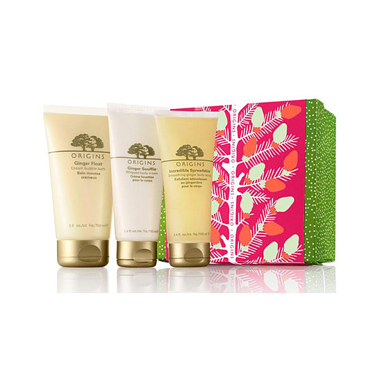 Origins is known for its natural take on skin care, and you can experience the brand's bath and body collection with this Origins Ginger Treats set ($40). The kit includes bubble bath, body scrub, and a body cream scented with invigorating ginger. It's just the pick-me-up she needs after all her holiday travels.