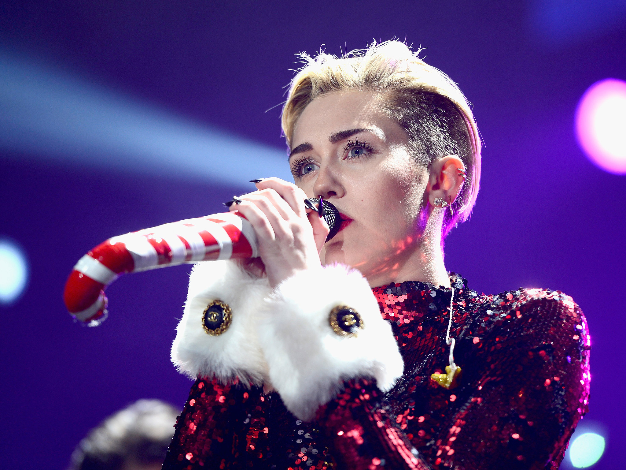Oops! . . . Miley Did It Again