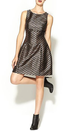 Ark & Co. Molly Metallic Dress