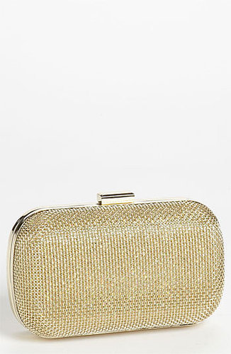 Expressions NYC Caged Clutch