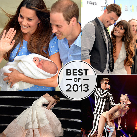 2013 in Review: The Top 10 Celebrity Moments We Talked About