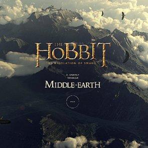 The Hobbit Google Chrome Experiment