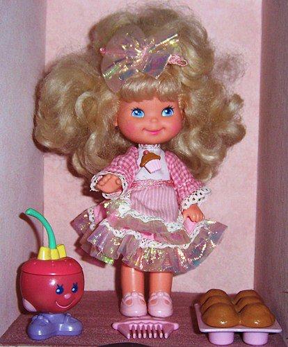 Cherry Merry Muffin Dolls