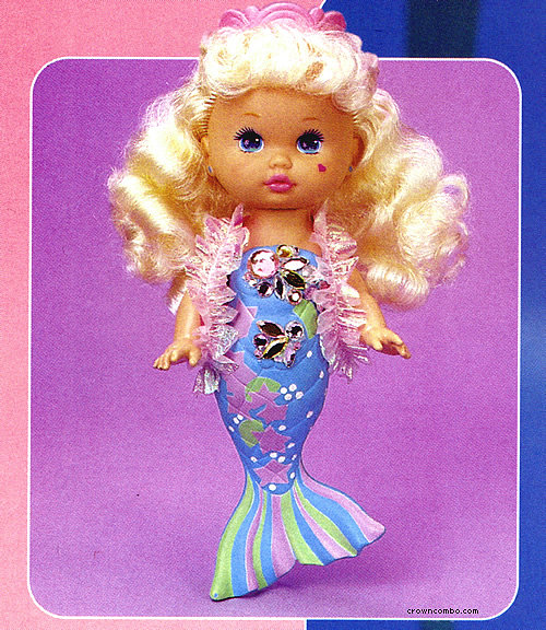 Lil Miss Mermaid
