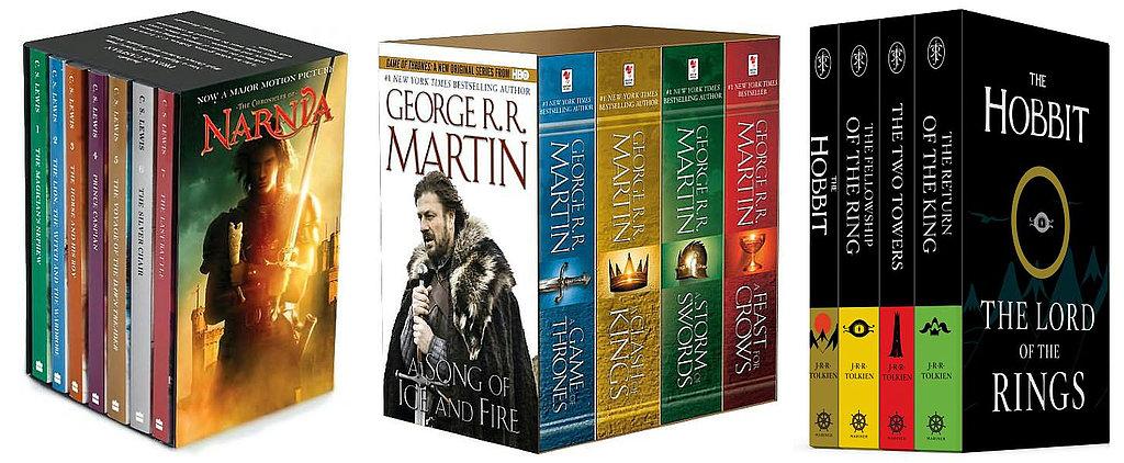 Essential Geek Reads: Epic Fantasy Series