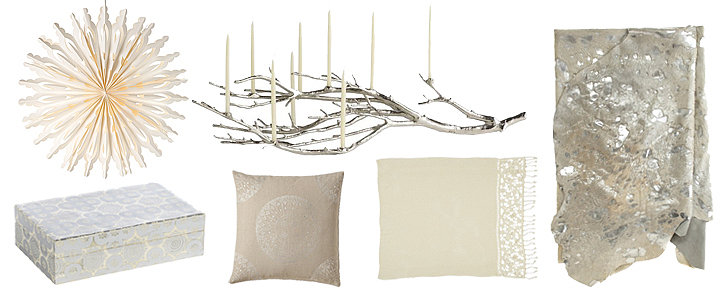 Must Haves For Creating a Modern Winter Wonderland
