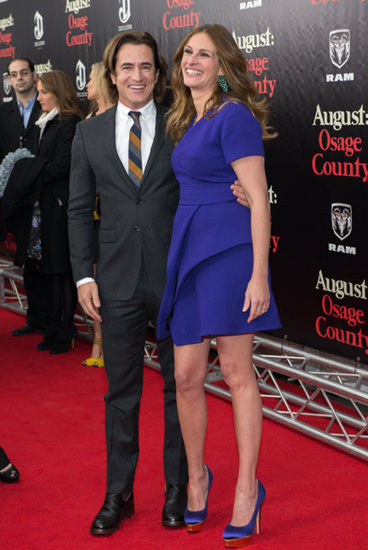 Julia Roberts and Dermot Mulroney reunited on the red carpet.