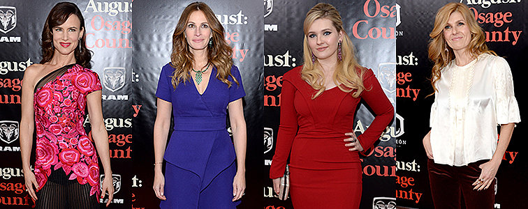 Was Julia Roberts the Prettiest Woman on the Red Carpet?