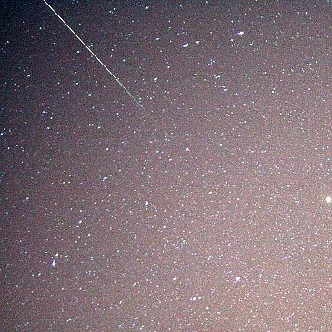 Geminid Meteor Shower 2013
