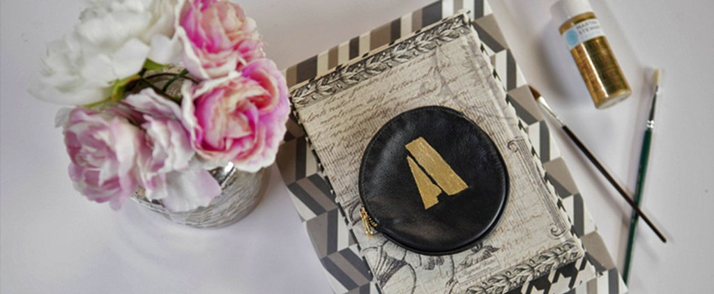Personalize Anything With DIY Monogramming