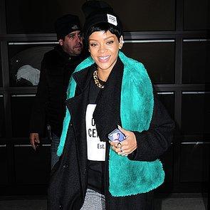 Rihanna Buys New York Apartment