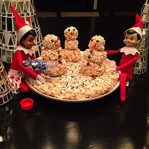 Celebrity Elf on the Shelf Fans
