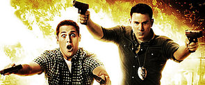 Channing and Jonah Go Back to College For 22 Jump Street