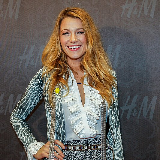 Blake Lively's Fragrance, Hair, and Beauty Tips