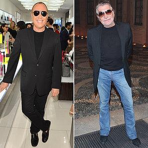 Michael Kors Accused of Copying by Roberto Cavalli