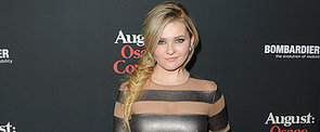 Abigail Breslin Adds Some Sass to Her Braid
