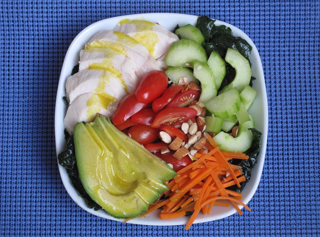 Intermediate: Kale Salad
