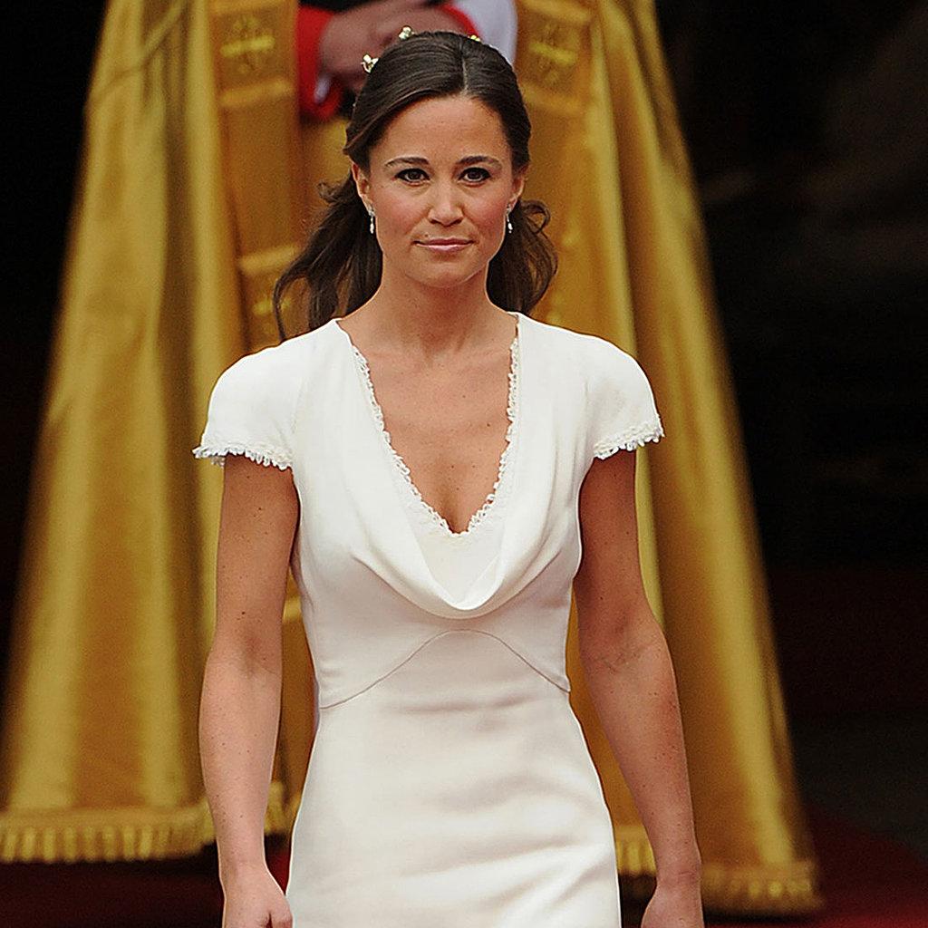 Pippa Middleton Wedding Dress Ideas  POPSUGAR Fashion