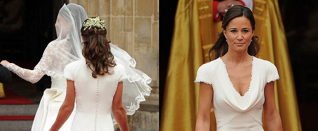 Das perfekte Brautkleid für Pippa Middleton  POPSUGAR Deutschland ...