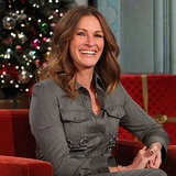 Julia Roberts Interview on The Ellen Show Dec. 2013