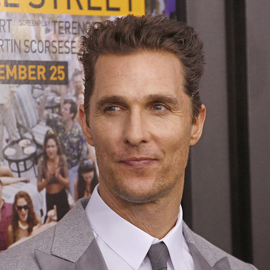 Matthew McConaughey Interview For The Wolf of Wall Street