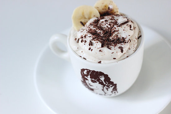 Creamy Banana Coconut Ice Cream