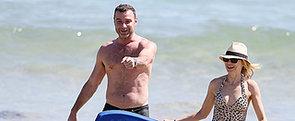 Naomi Watts Takes Her Too-Cute Family to Bondi Beach