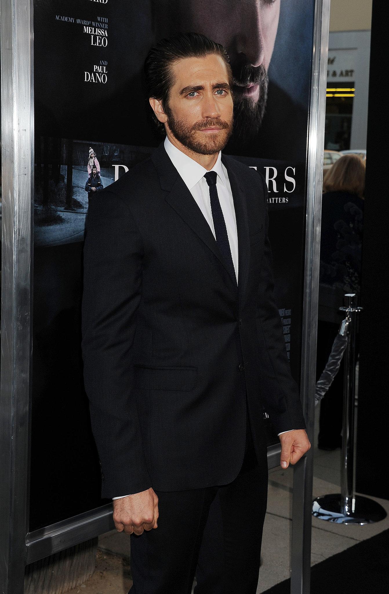 jake gyllenhaal scruff - photo #34
