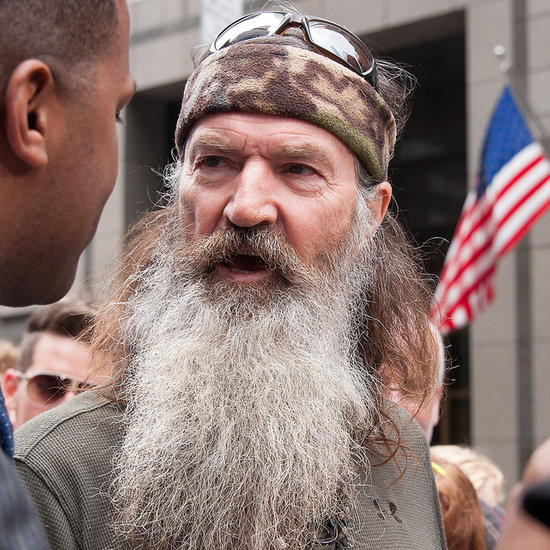 Phil Robertson Suspended After Antigay Remarks