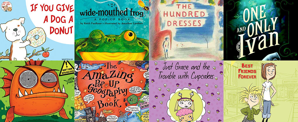 10 Page-Turners For Young Readers