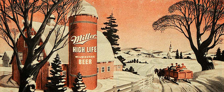 From Classic to Funny, 10 Christmas Beer Ads