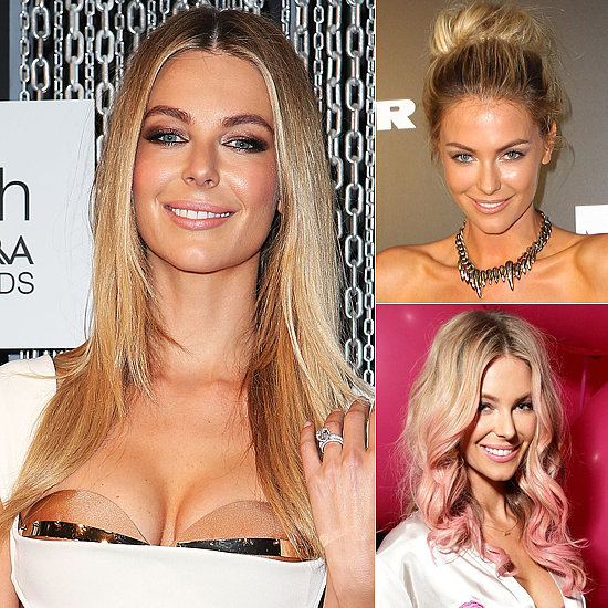 Jennifer Hawkins is 30 Today! Celebrate With Her Best Hair Moments