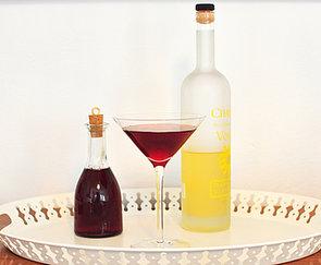 Cranberry-Mint Cocktail Mixer