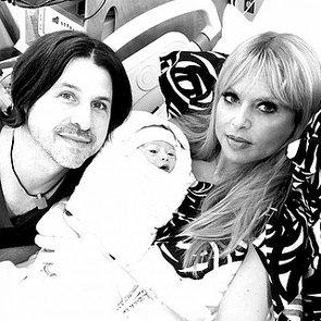 Rachel Zoe's Second Baby