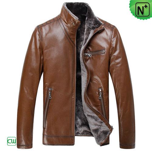 Sheepskin Jackets for Men CW877239