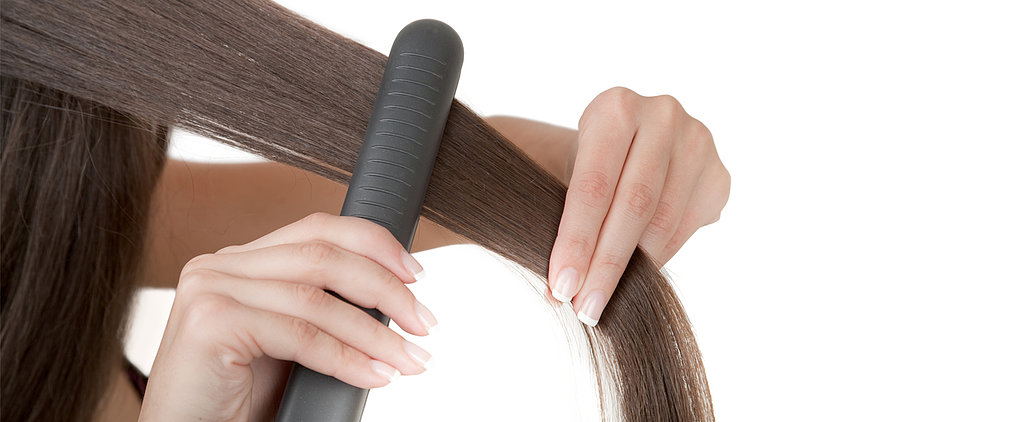 The Hair-Straightening Mistake That's Damaging Your Strands