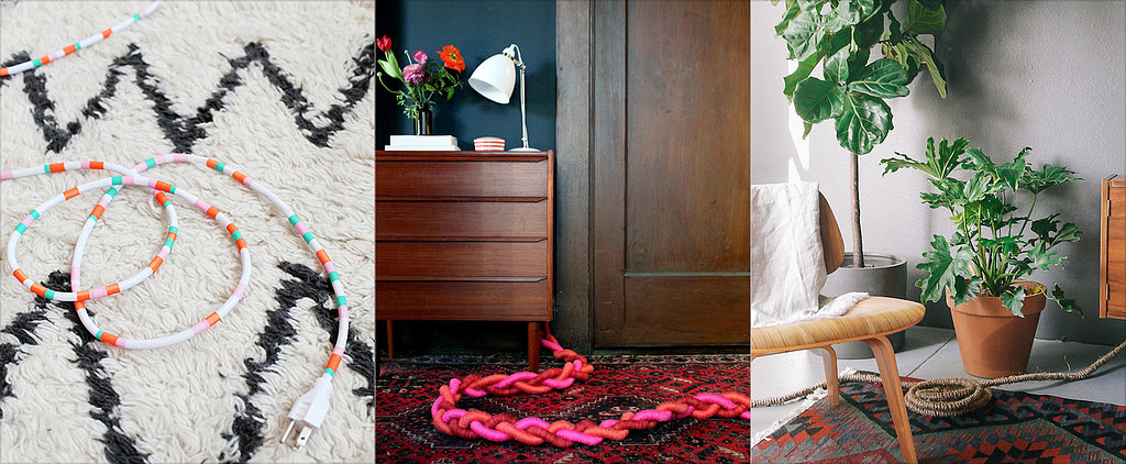 3 Chic Ways to Camouflage Your Cords