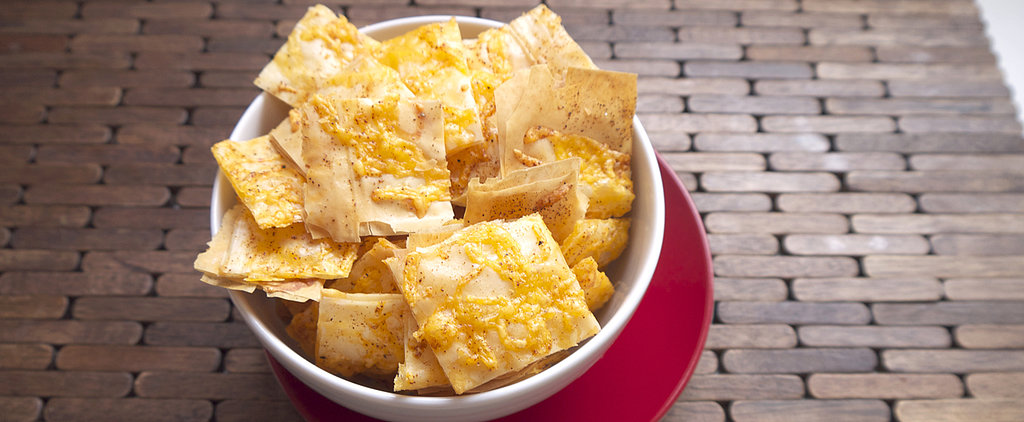 The Easiest Crackers You'll Ever Make