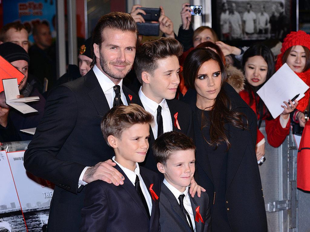 Cute Celebrity Family Pictures December 2013 Popsugar Moms
