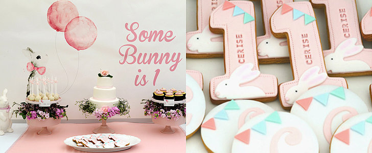 Bunny First Birthday Party Ideas