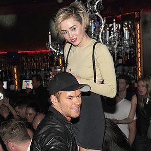 Is Miley Cyrus Dating Kellan Lutz?