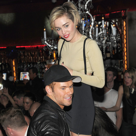 Are Miley Cyrus and Kellan Lutz Dating?