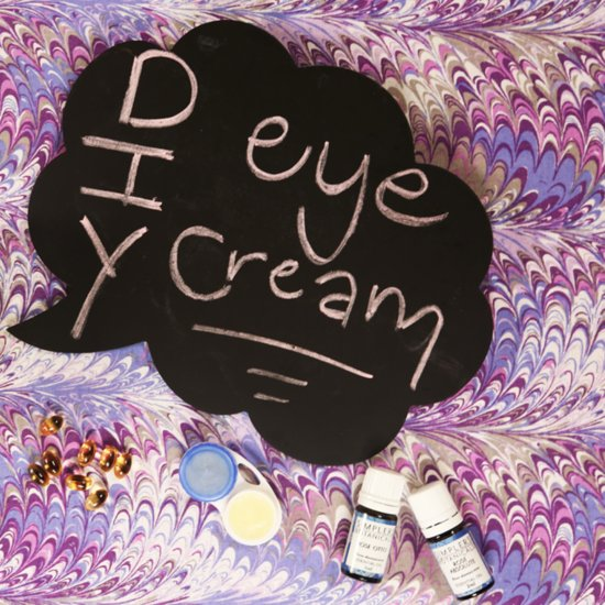 How to Make Coconut Oil Eye Cream | Video