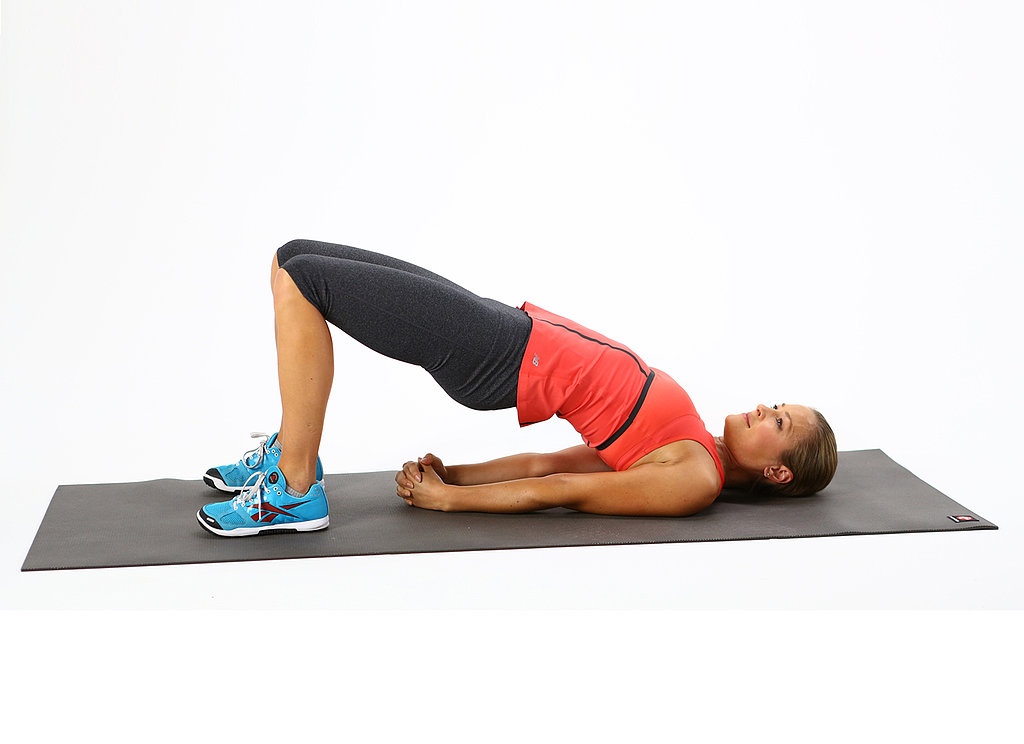 Leg, Thigh And Bum Exercises To Get Rid Of Saddlebags ...