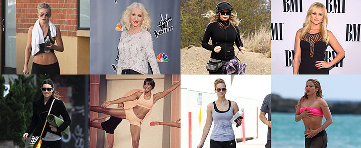 The Fittest Female Celebs of 2013: The Top 25