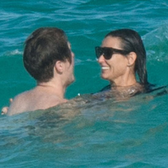 Demi Moore Bikini Pictures in Mexico With Rumer Willis