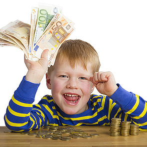 Boy Shreds Parents' Money